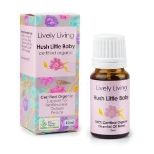 Hush Little Baby – Organic