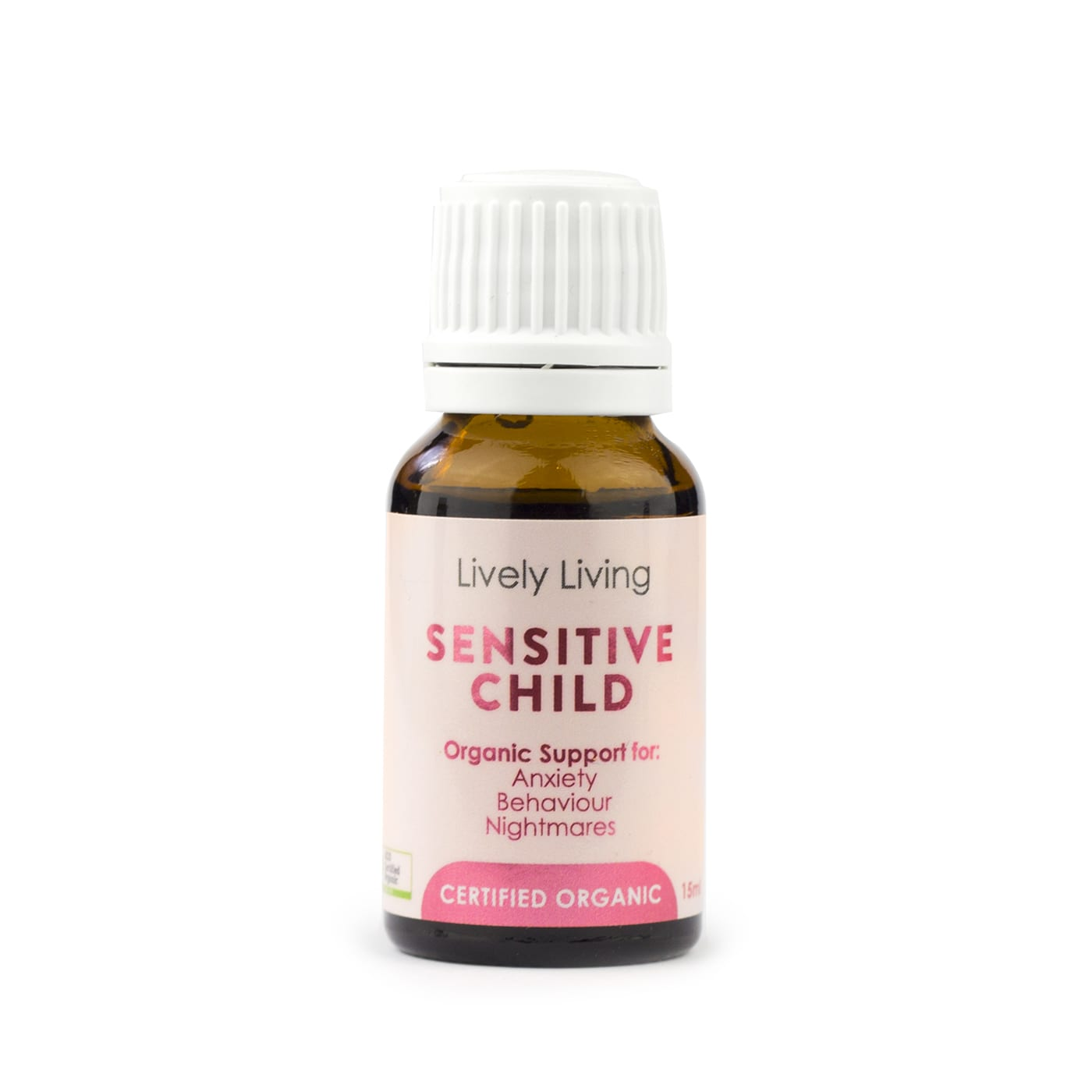 SENSITIVE CHILD ORGANIC 15ml