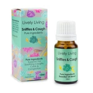 SNIFFLES & COUGH ORGANIC 10ml