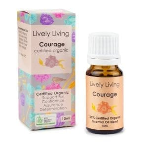 COURAGE – ORGANIC 10ml