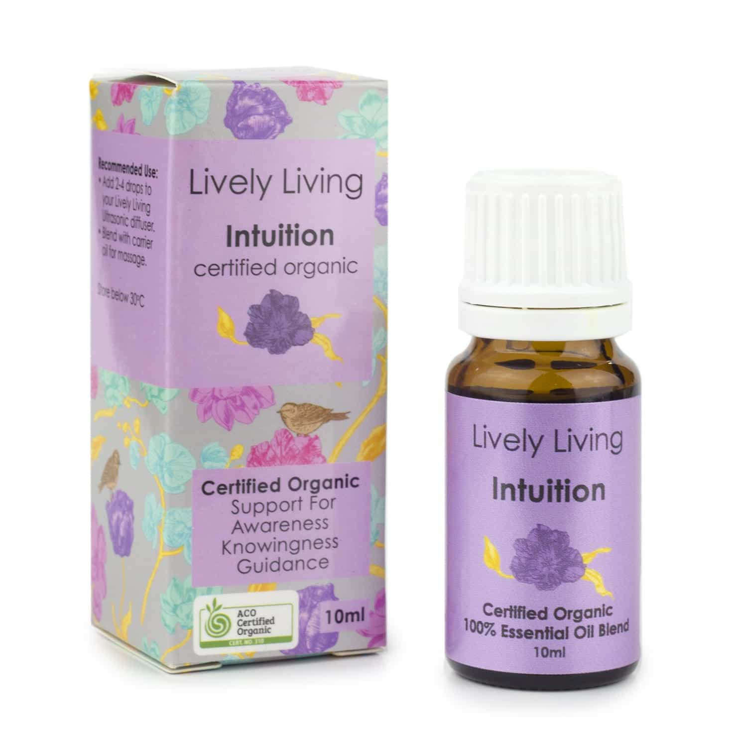 INTUITION – ORGANIC 10ml