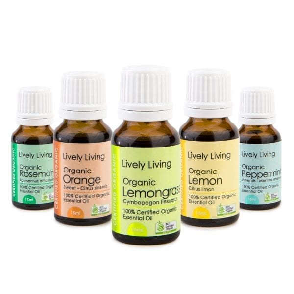 Lively Scents 5 Pack