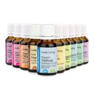 COMPLETE SINGLE OILS RANGE