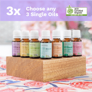 Choose any 3 Single Note Oils