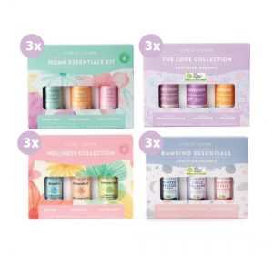 Trio Collection Set - buy 11 get one free
