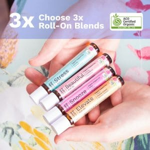 Choose Any 3x Roll-on Blends