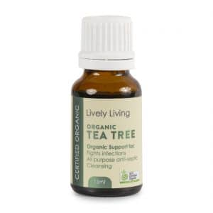 TEA TREE ORGANIC 15ML