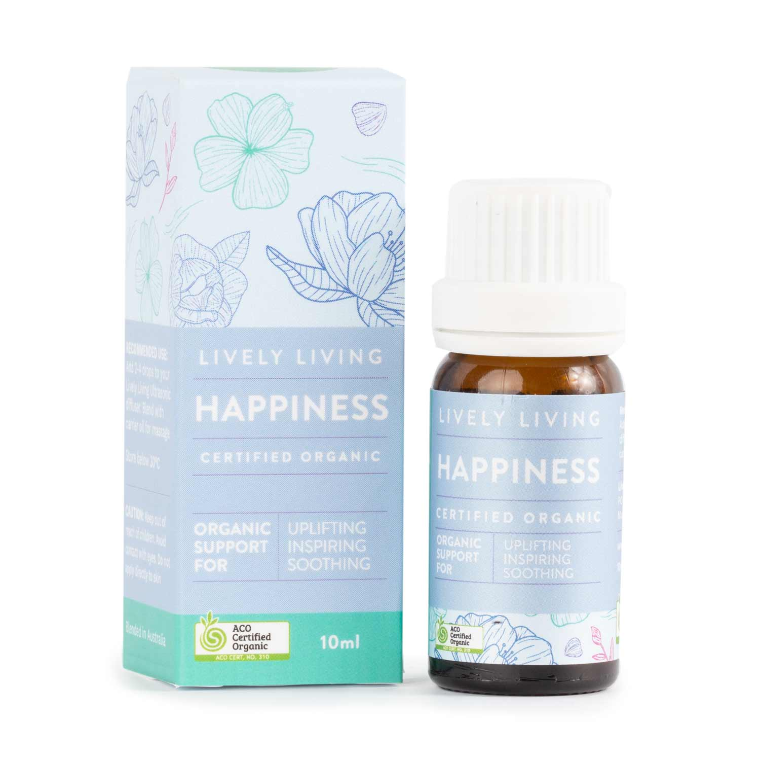 Happiness Organic 10ml