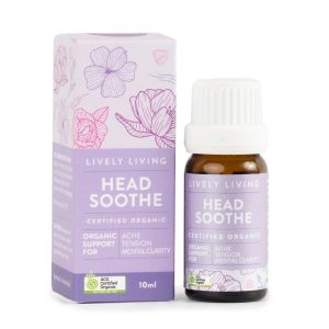 HEAD SOOTHE ORGANIC 10ml