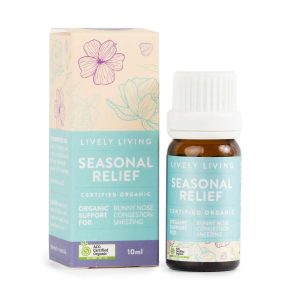 SEASONAL RELIEF ORGANIC 10ml