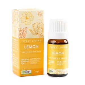 LEMON ORGANIC 10ML