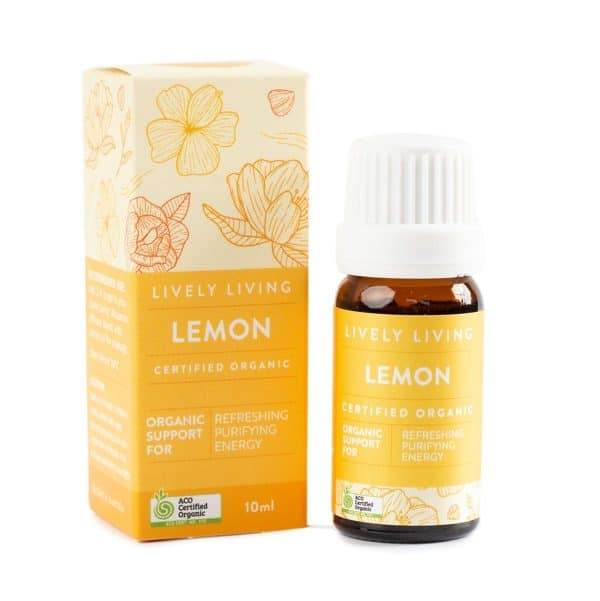Lemon Organic 15ml (copy)