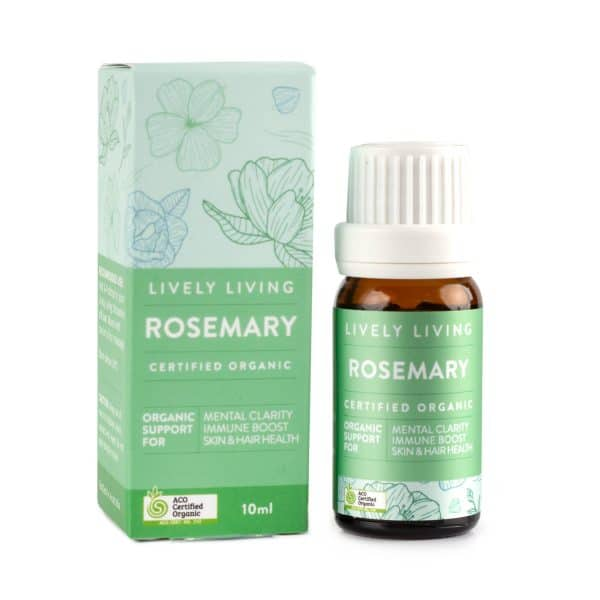 Rosemary Organic 15ml (copy)