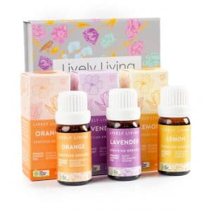 Summer Essentials – 3 X 10ml Organic Trio
