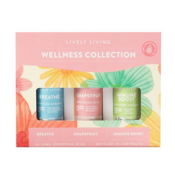 Wellness Collection Trio