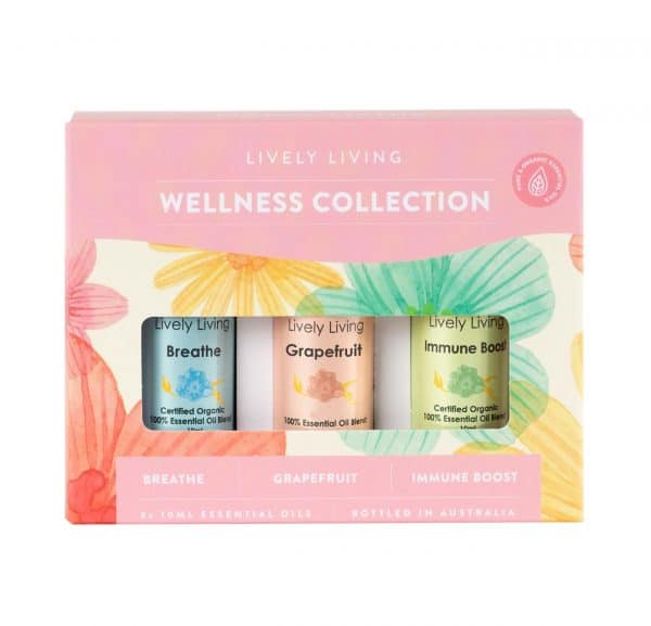 Wellness Collection Trio Pack