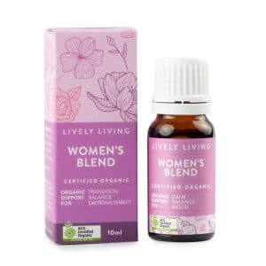 WOMEN'S BLEND ORGANIC 10ml
